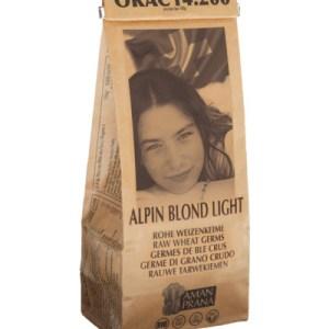 Aman Prana Tarwekiemen Alpin Blond Light (400g) gezond?