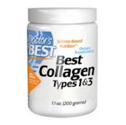 Best Collagen Types 1 & 3 - 180 tabletten - Nvt gezond?