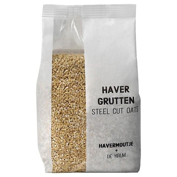 Biologische Havergrutten (steel cut oats)