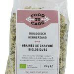 Food To Care Biologisch Hennepzaad 200gr gezond?