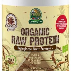 Garden Of Life Organic Raw Protein Chocolade gezond?