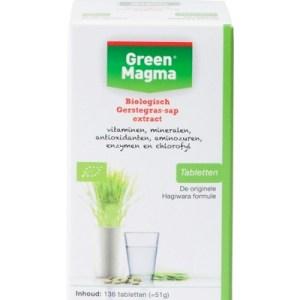 Green Magma Green Magma (136tb) gezond?