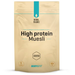 High Protein Muesli (reduced carb) gezond?