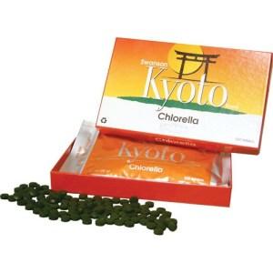 Kyoto Chlorella & Fermented Turmeric -120 gezond?