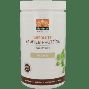 Mattisson HealthStyle Absolute Erwten Proteine Poeder Naturel 350gr