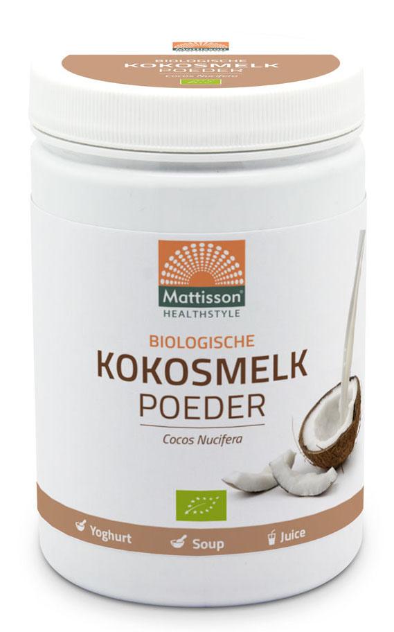 Mattisson HealthStyle Kokosmelk Poeder