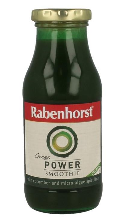 Rabenhorst Smoothie Green Power gezond?