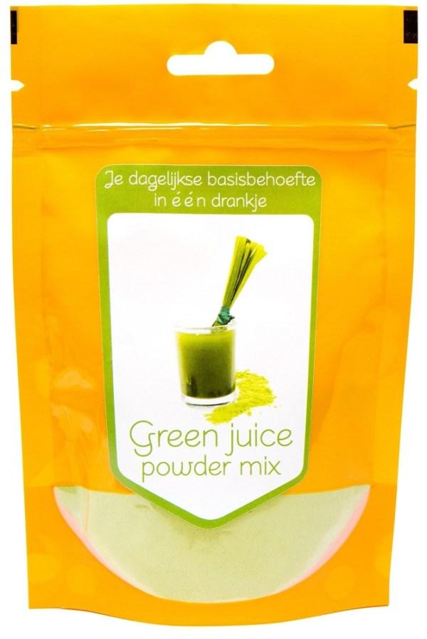 Superfoodies Green Juice Poeder 25gr gezond?