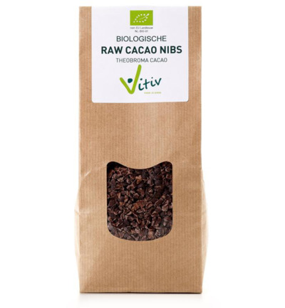Vitiv Cacao Nibs (400g) gezond?