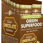 chocolate green superfood gezond?