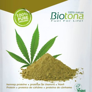 Biotona Hemp Protein Powder Raw