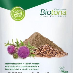 Biotona Milk Thistle Seed Powder