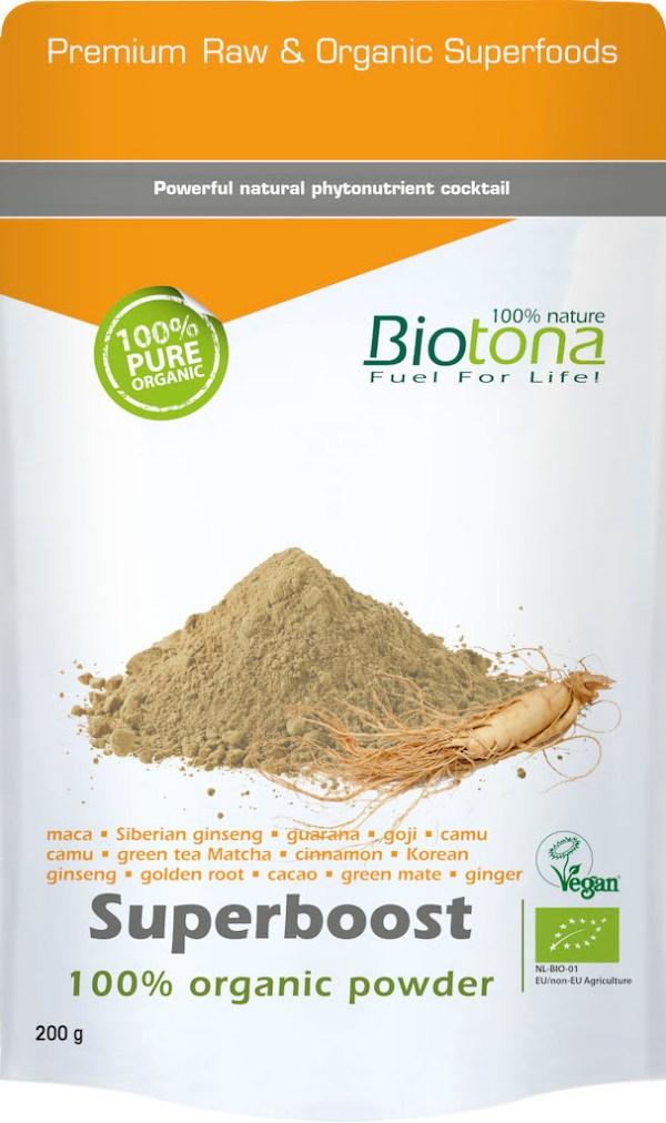 Biotona Superboost Powder Organic