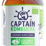 Captain Kombucha Coconut Summer Beach