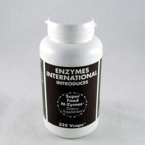 Enzymes International SuperFood Enzymes 325 V-Caps gezond?