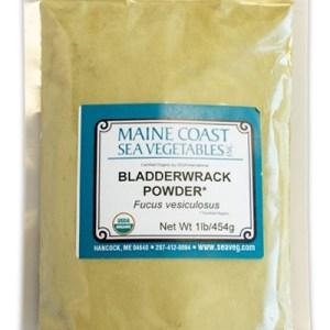 Maine Coast Bladderwrack (Blaaswier) Powder 454 Gram