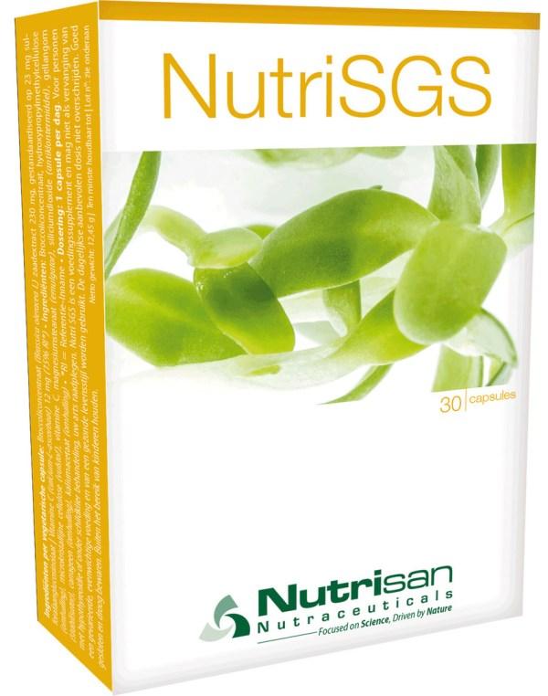 Nutrisan NutriSGS Capsules