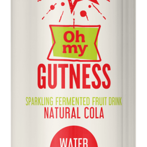 Oh My Gutness Natural Cola Fruit Drink