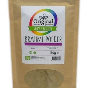 Original Superfoods Brahmi Poeder 150 Gram