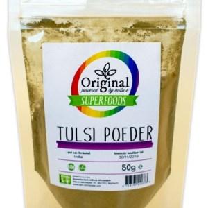 Original Superfoods Tulsi Poeder 50 Gram