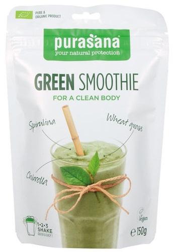 Purasana Green Smoothie gezond?