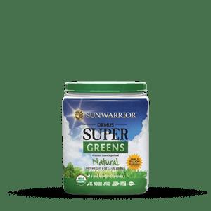 Sunwarrior Biologische Ormus Supergreens Natural 226.8 Gram