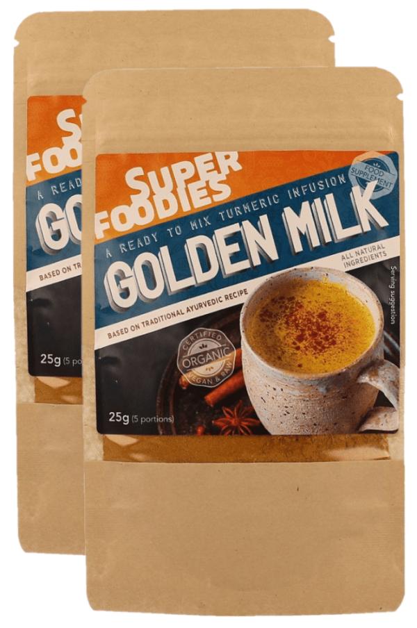 Superfoodies Golden Milk 2 Weken Portie