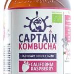 Captain Kombucha California Raspberry gezond?