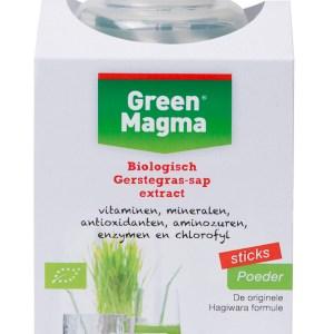 Green Magma Shakersticks 10st