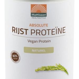 Mattisson HealthStyle Absolute Rijst Proteïne Poeder