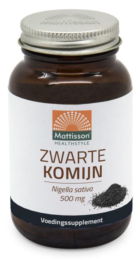 Mattisson HealthStyle Absolute Zwarte Komijn Capsules