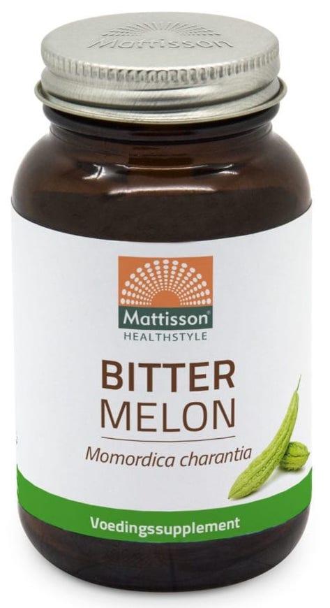 Mattisson HealthStyle Bitter Melon Capsules