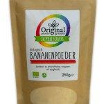 Original Superfoods Biologisch Bananenpoeder 100 Gram