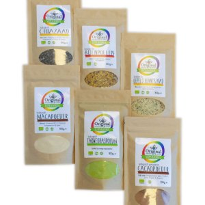 Original Superfoods Biologisch Superfoods Starterspakket