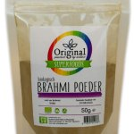 Original Superfoods Biologische Brahmi Poeder 50 Gram gezond?