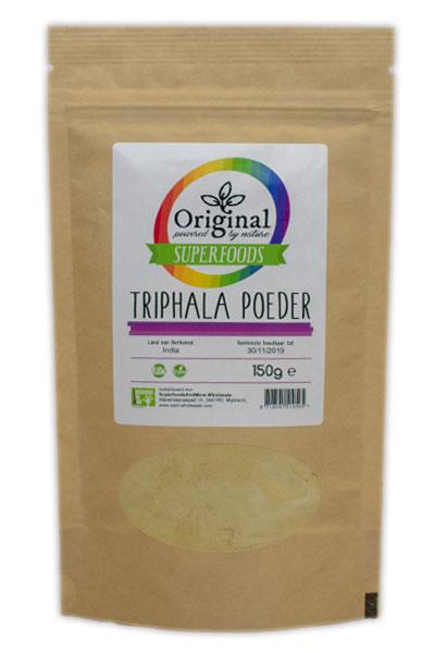 Original Superfoods Triphala Poeder 150 Gram