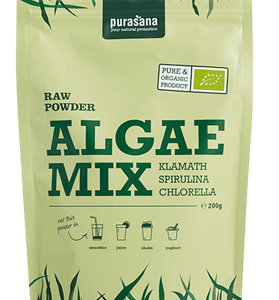 Purasana Raw Powder Algae Mix