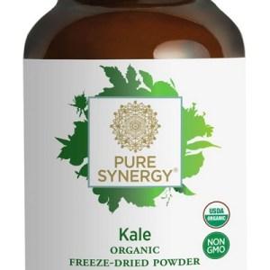 Pure Synergy Kale Vegetable Powder 65 Gram