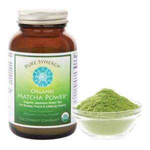 Pure Synergy Matcha Power 60 Gram gezond?