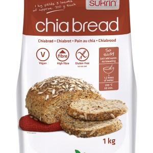 Broodmix Chiabrød 1kg gezond?