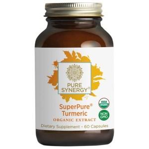 Pure Synergy SuperPure Turmeric Extract 60 V-Caps gezond?
