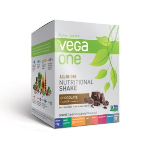 Vega One Nutritional Shake Chocolate 10 x 46 Gram gezond?