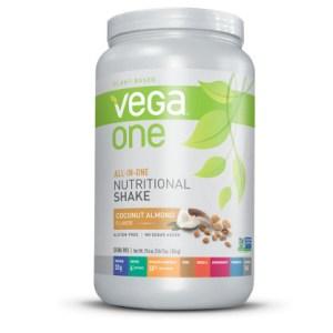 Vega One Nutritional Shake Coconut Almond 836 Gram gezond?