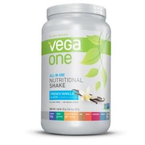 Vega One Nutritional Shake French Vanilla 827 Gram gezond?