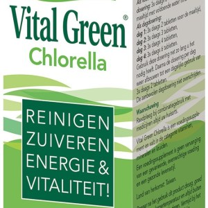 Vital Green Chlorella Tabletten
