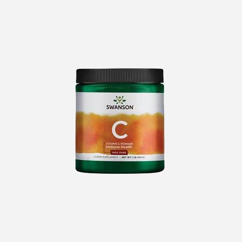 100% Pure Vitamine C Powder