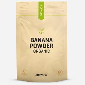 Bananenpoeder Biologisch