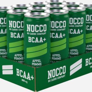 Nocco BCAA+ Drink (cafeïne vrij)