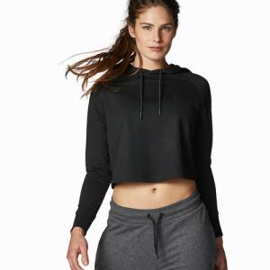 Women's Cropped Hoody