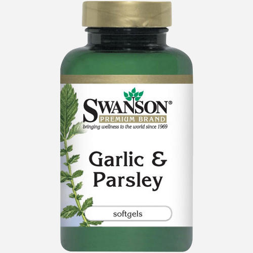 Garlic & Parsley